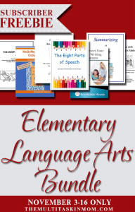 Elementary-Language-Arts-Bundle