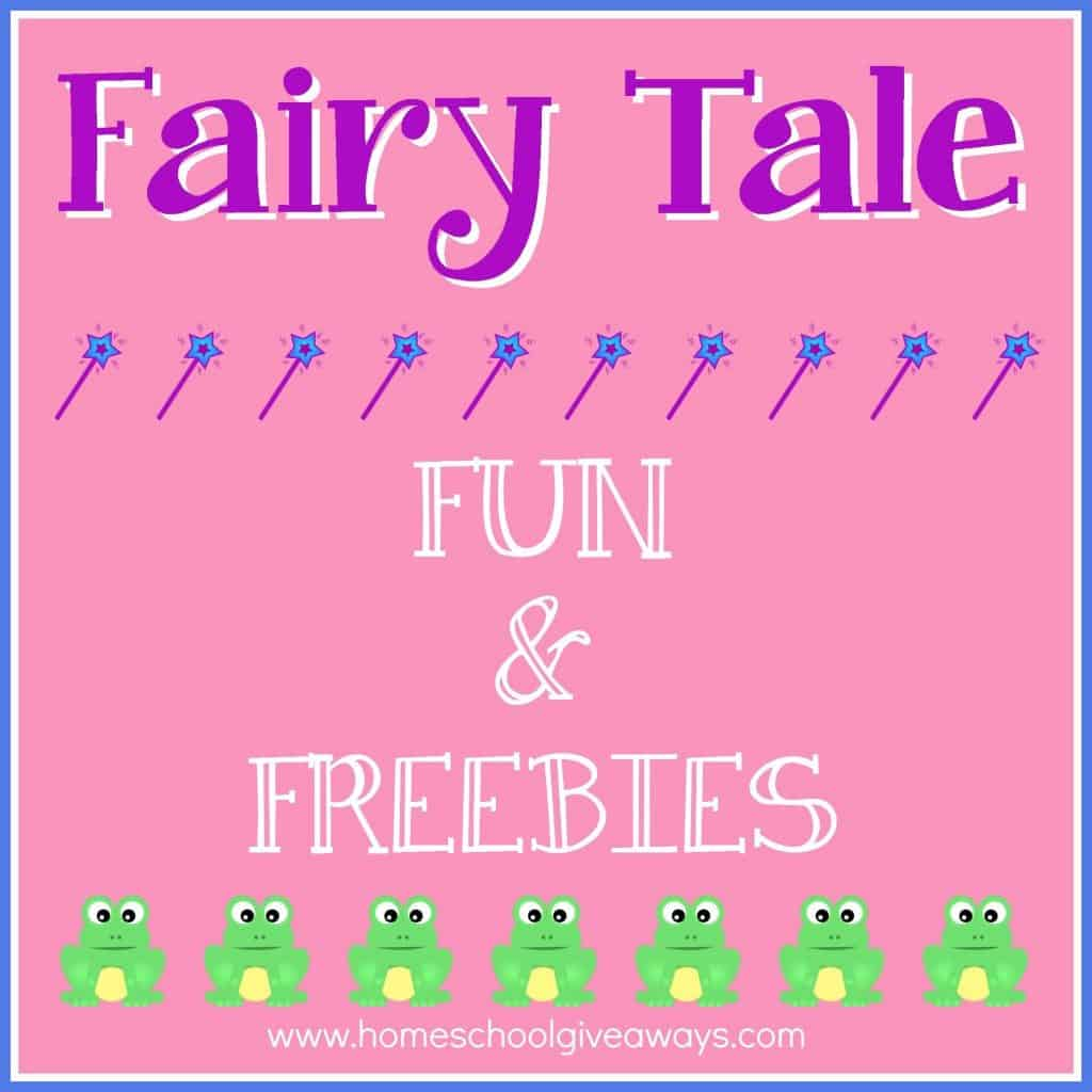 Fairy Tale Fun and Freebies