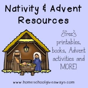 Nativity & Advent Resources
