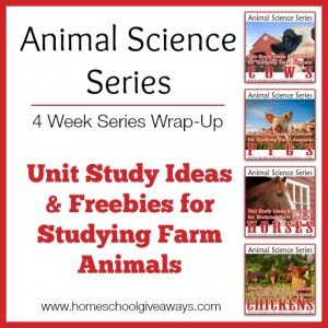 Animal Science Series Wrap-Up