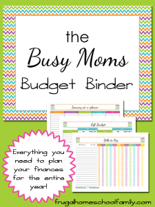 Busy-Moms-Budget-Binder