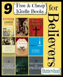 FreeCheapKindleforBelievers