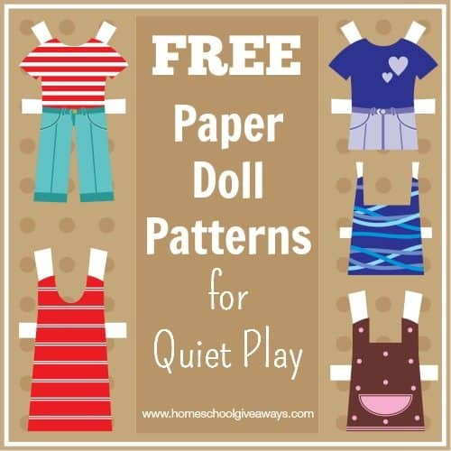 image regarding Printable Paper Doll Templates named Free of charge Paper Doll Layouts for Tranquil Engage in! - Homeschool Giveaways