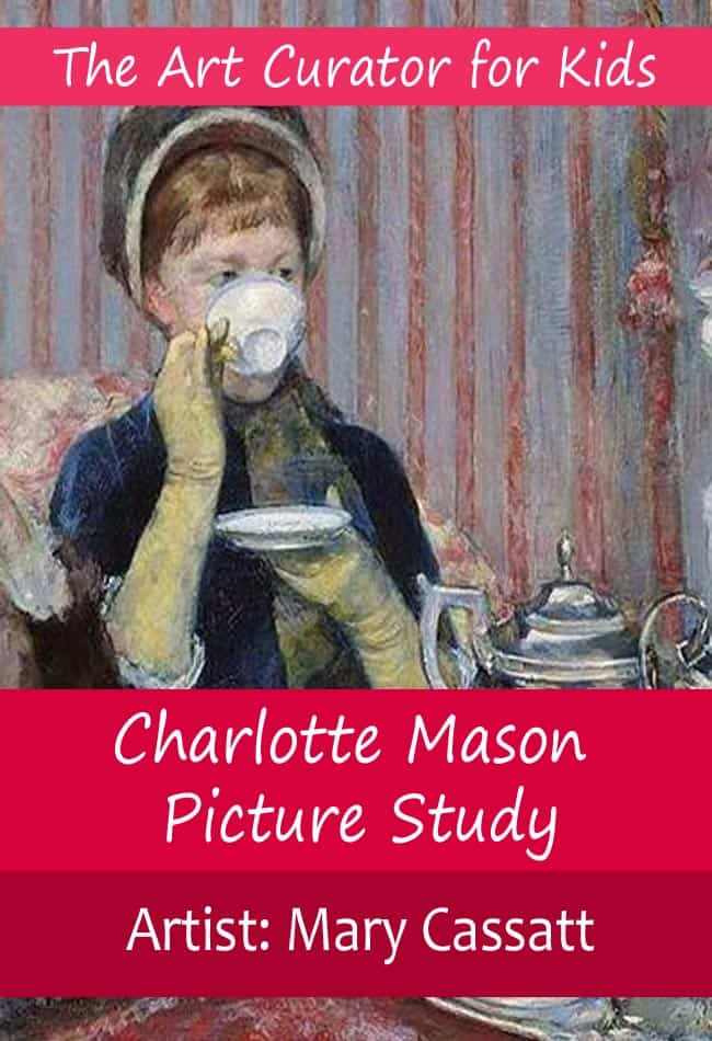 Art for Small Hands: In the Style of - Mary Cassatt