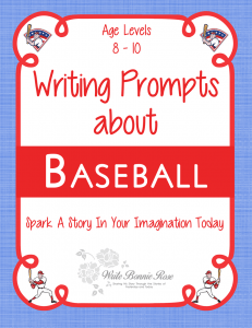 Creative Writing Prompts about Baseball