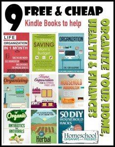 Free & Cheap Kindle Books