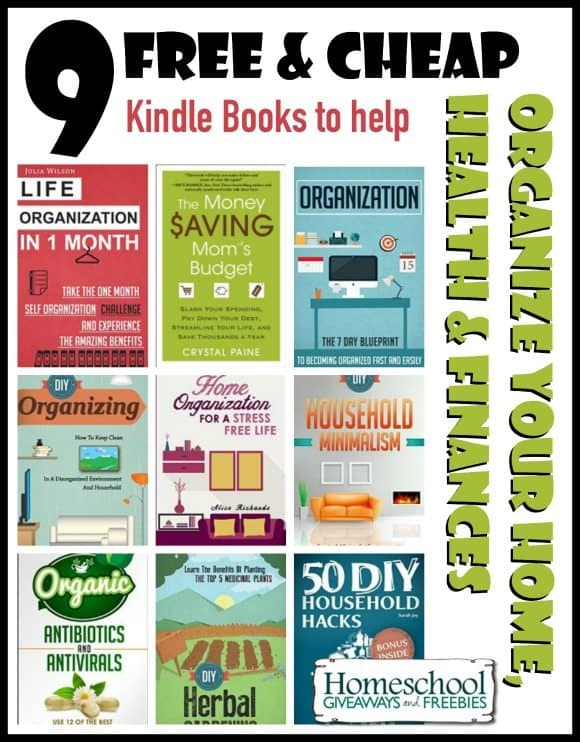 Free & Cheap Kindle Books