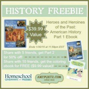 History FREEBIE 505