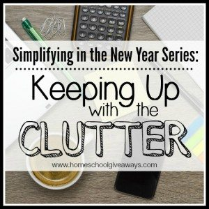 Keeping Up with the Clutter