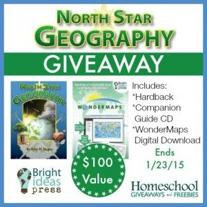 North Star Geography Giveaway
