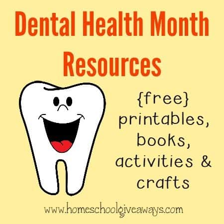 Number Names Worksheets dental health printables : Dental Health Resources