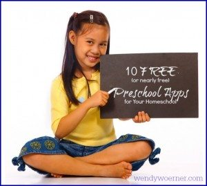 FREE and Cheap Preschool Apps www,homeschoolgiveaways.com Grab these free (and almost free) apps for your homeschool preschool!