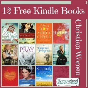 12 Free Kindle Books for Christian Women