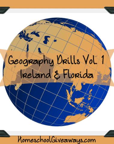 Free Geography Drills Volume 1 - Ireland and Florida