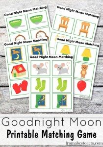 Good-Night-Moon-Matching-Printables
