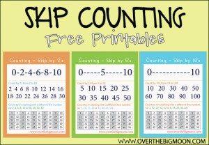 Skip-Counting