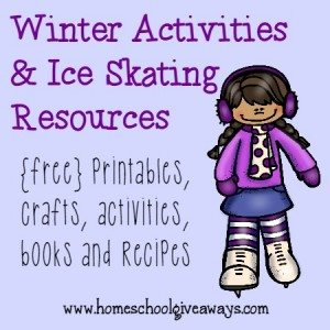 There are some great activities you can do even in winter! Check out these great resources to make the most of learning in the cold weather! :: www.homeschoolgiveaways.com