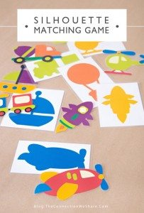 silhouette-matching-game-for-kids-cars