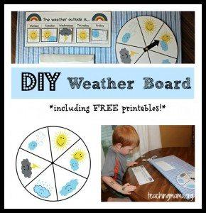 weather-board