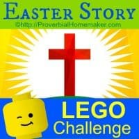 Easter card template in the form of the cross of Calvary against the rising sun