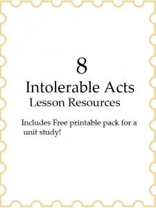 Intolerable-Acts-Lesson-Resources