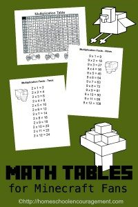 Minecraft-Math-Fact-Tables-PIN