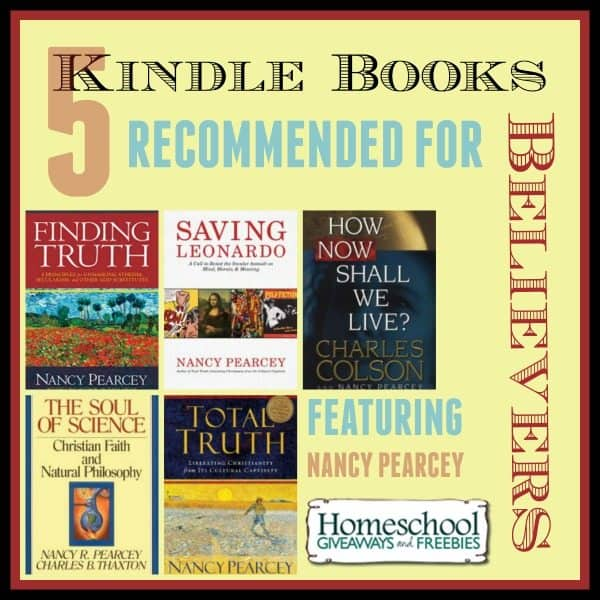 Kindle Books featuring Nancy Pearcey