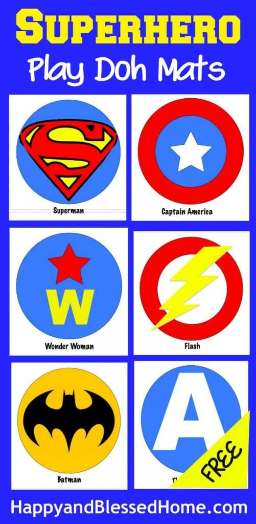 Superhero-Play-Doh-Mats-Fun-Activity-for-Kids-from-HappyandBlessedHome.com_