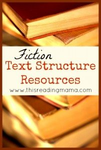 FREE Fiction Text Structure Resources www.homeschoolgiveaways.com FREE printables for teaching the structure of a story!
