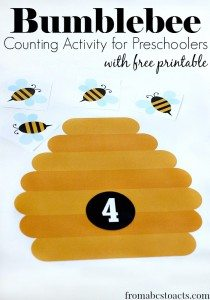 free-printable-bumblebee-counting-math-activities-for-preschoolers
