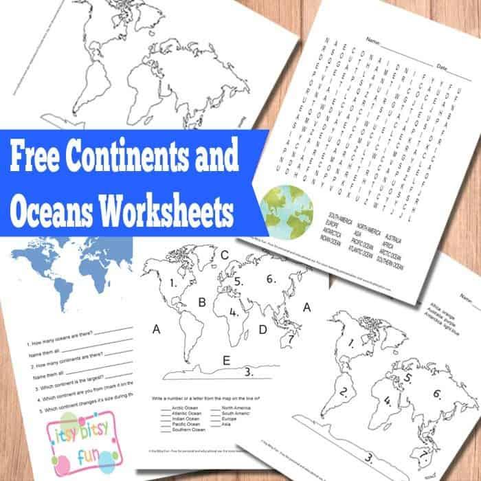 Unusual image inside free printable ocean worksheets