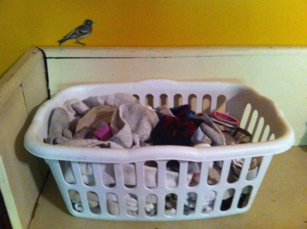 sock basket