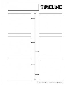 FREE Timeline Notebook Page www.homeschoolgiveaways.com Grab this FREE timeline notebook page and create a timeline for any person or event in history!