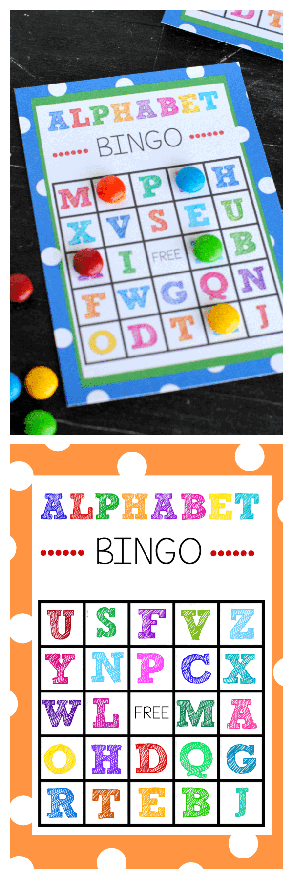 This is a photo of Fabulous Printable Alphabet Games