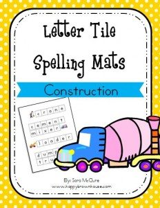 Construction-Letter-Tile-Spelling-Mat-cover