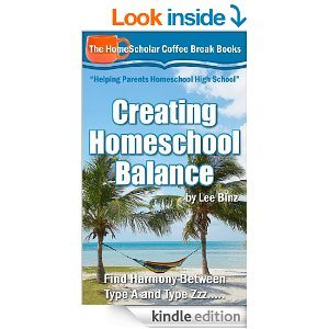 Creating-Homeschool-Balance