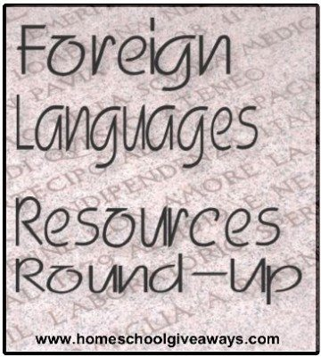 Foreign Languages Round Up