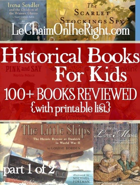 historical fiction picture books pdf