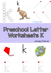 Inside-Preschool-Letter-Worksheets-Letter-K