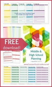 Middle-and-high-school-planning-printables