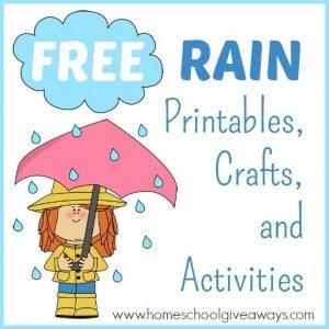 Rain Activities