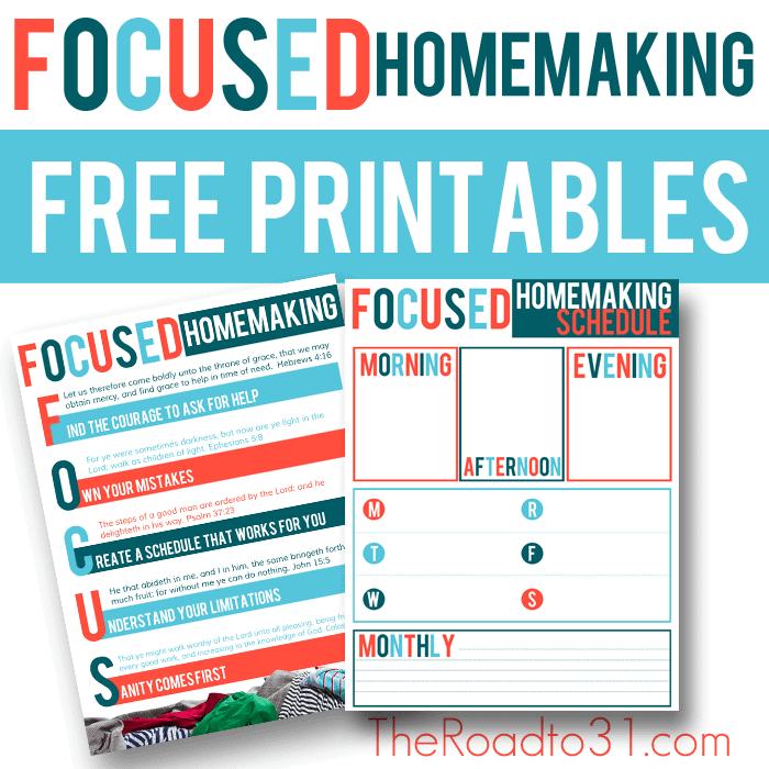 focusedhomemakingfreeprintables