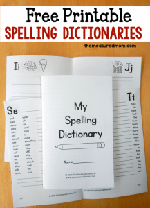 free-printable-spelling-dictionaries-for-kids-590x813