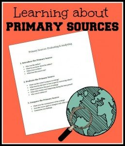 primary-sources-homeschooling