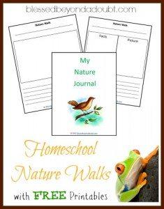 Homeschool-Nature-Walk