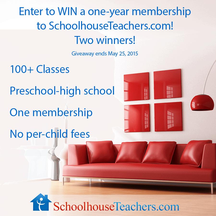 SchoolhouseTeachers-Membership-Giveaway