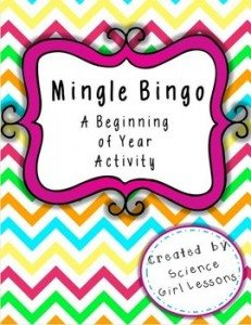 FREE Mingle Bingo! www.homeschoolgiveaways.com Play Bingo and learn more about one another!
