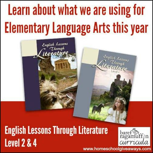 Arts Literature: Learn About What We Are Using For Elementary Language Arts