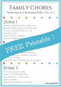 Family-Chores-Free-Printable
