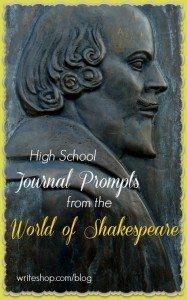 Shakespeare-Journal-Prompts